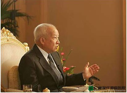 The Former King -- Sihanouk of Kampuchea Passed Away in Beijing The Medical Legend of Three Times of Successful Fighting