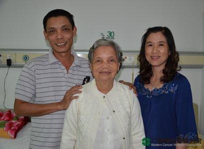 điều trị ung thư buồng trứng