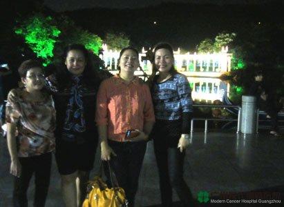 مستشفى قوانغتشو الحديث لبحث الأورام