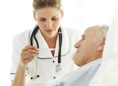 Take Proper Nursing to Liver Cancer Patients for Preparation for Interventional Therapy