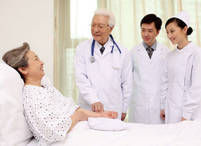إزالة الخوف من العملية بالتمريض المميز