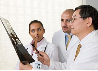 الخلايا الجذعية، علاج الحبل الشوكي المتضرر