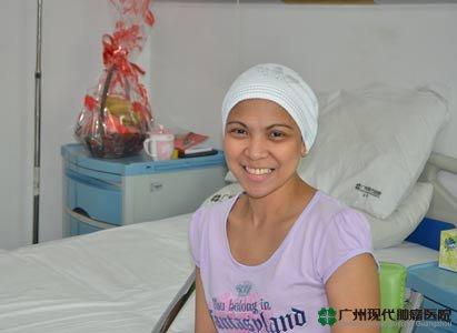 宫颈癌,宫颈癌治疗,广州现代肿瘤医院