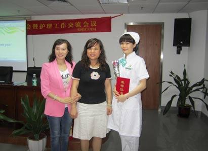 广州现代肿瘤医院,优秀护士