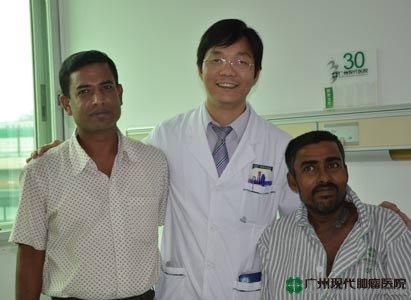 颈部淋巴结转移性腺癌,癌症治疗,广州现代肿瘤医院