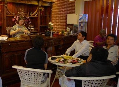 广州现代肿瘤医院,茶文化活动