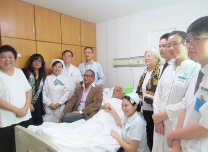 مستشفى الأورام الحديث قونغ جون ,  ورم العضل من الرحم,  سرطان عنق الرحم ,  ورم