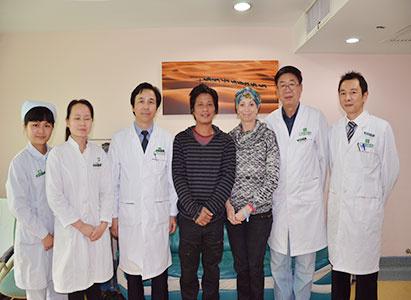 Teknologi Terkemuka Berhasil Memberi Keajaiban Kehidupan Pada Pasien Tumor