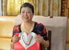 Dũng sĩ kháng ung thư bệnh viện hiện đại Quảng Châu