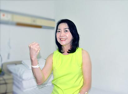 Metode Intervensi untuk kanker Payudara di Modern Cancer Hospital Guangzhou