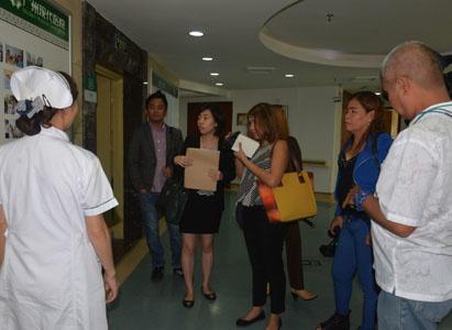 广州现代肿瘤医院,菲华电视台,菲律宾航空杂志