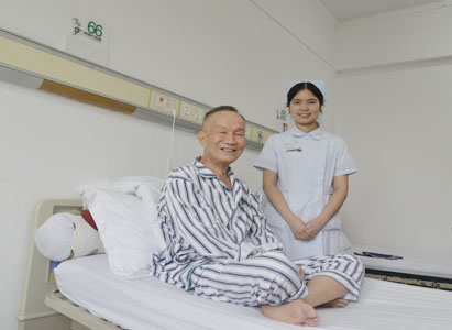 Esophageal Cancer, Treatment of Esophageal Cancer, Interventional Therapy, Biological Immunotherapy, Modern Cancer Hospital Guangzhou