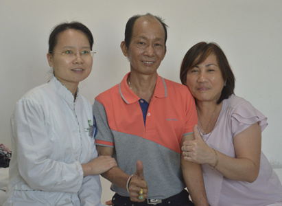 Modern Cancer Hospital Guangzhou, kanker lambung, Intervensi, Terapi Natural, Photodynamic