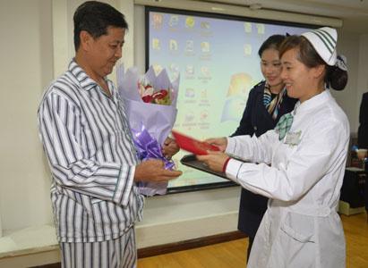 癌症,癌症治疗,广州现代肿瘤医院,抗癌勇士,微创治疗癌症,介入,冷冻