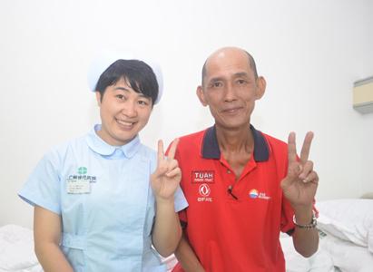 :广州现代肿瘤医院,鼻咽癌,鼻咽癌治疗,到中国治疗癌症,介入治疗,微创治疗