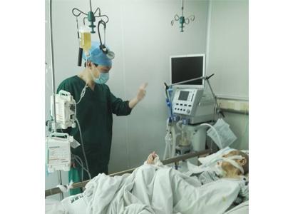 hồi phục tim phổi, bệnh viện ung bướu hiện đại quảng châu
