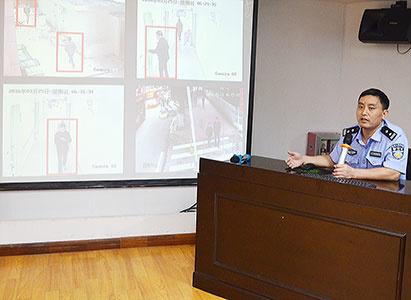 Pelatihan Keamanan, Modern Cancer Hospital Guangzhou