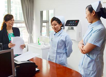 Modern Cancer Hospital Guangzhou, Akreditasi JCI
