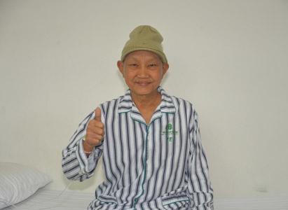Bệnh viện ung bướu Hiện Đại Quảng Châu, ung thư phổi, liệu pháp can thiệp, liệu pháp dao đông lạnh