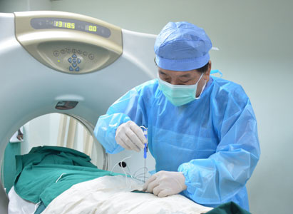 Modern Cancer Hospital Guangzhou, nanoknife, treatment for pancreatic cancer