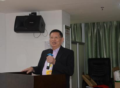 Bệnh viện Ung Bướu Quảng Châu, Hiệp hội Shin Lian Philippin - Trung Quốc, tham quan, giao lưu