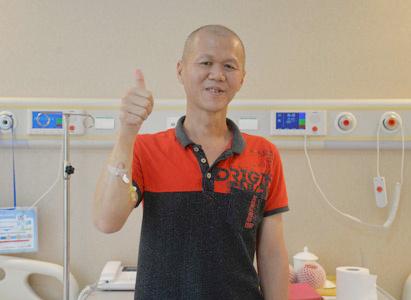 圣丹福广州现代肿瘤医院,鼻咽癌,鼻咽癌治疗,介入治疗,冷冻治疗