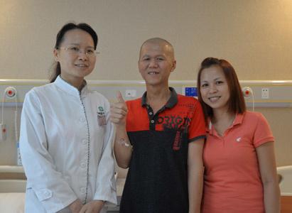 bệnh viện Ung Thư St.Stamford Quảng Châu, ung thư vòm họng, điều trị ung thư, liệu pháp can thiệp, liệu pháp dao lạnh