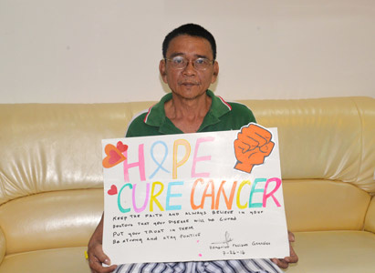罗马力可:微创治疗使肝部肿瘤缩小60%