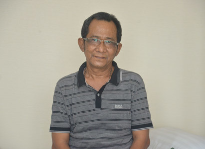 BRATA WAHYU RIZAL: Defeat Lung Cancer with Minimally Invasive Therapy and Confidence