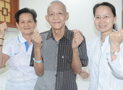 ung thư phổi, điều trị ung thư phổi, liệu pháp can thiệp, liệu pháp dao lạnh, liệu pháp Ozone, bệnh viện Ung Thư St. Stamford Quảng Châu