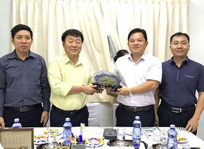 Medical Cooperation between China and Myanmar