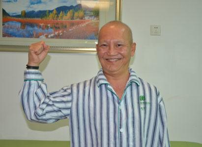 泰安:综合微创治疗,让3B期肺癌患者自信抗癌