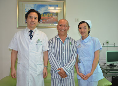 肺癌,肺癌治疗,微创治疗技术,介入治疗,冷冻治疗,自然疗法,广州现代肿瘤医院