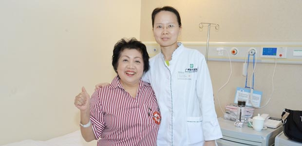 breast cancer, breast cancer treatment, interventional therapy, St. Stamford Modern Cancer Hospital Guangzhou, minimally invasive treatment