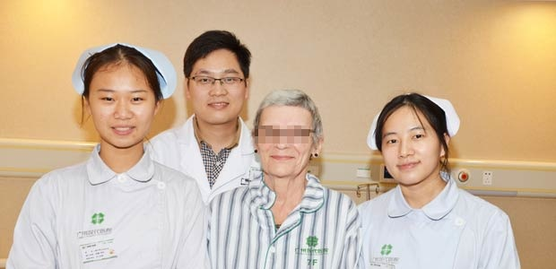 breast cancer, breast cancer treatment, interventional therapy, cryotherapy, microwave ablation, St. Stamford Modern Cancer Hospital Guangzhou