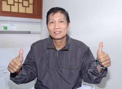 张志太:肝癌晚期,应如何治疗? 微创疗法,让9cm的肿瘤在5个月内消失了