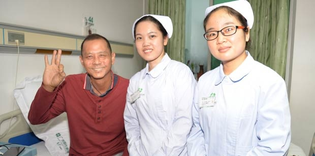 淋巴癌,淋巴癌治疗,淋巴癌转移,介入治疗,圣丹福广州现代肿瘤医院