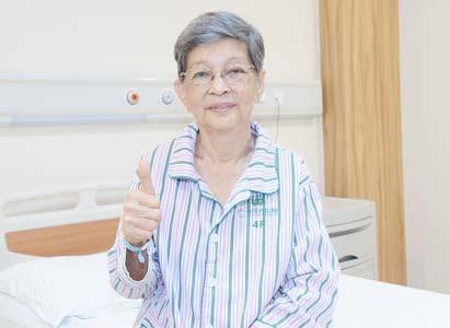 Kanker Usus, Pengobatan Kanker Usus, Metode Minimal Invasif, Terapi Intervensi, Cryosurgery, Terapi Natural, Photodynamic, St. Stamford Modern Cancer Hospital Guangzhou