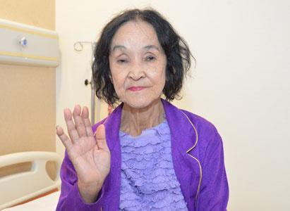 Bệnh viện Ung thư St.Stamford Quảng Châu, ung thư phổi, điều trị ung thư phổi, liệu pháp xâm lấn tối thiểu, liệu pháp can thiệp, liệu pháp dao lạnh, liệu pháp Ozone, liệu pháp tự nhiên