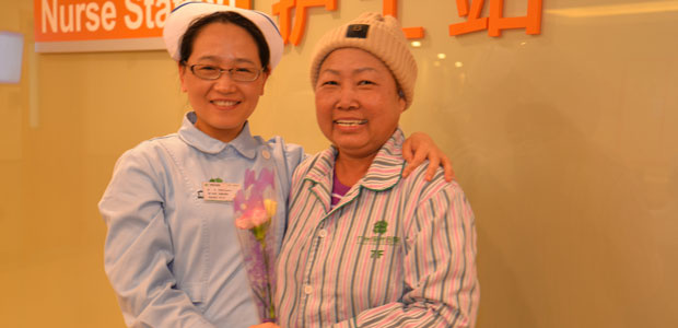 National Doctor's Day, best wishes, cancer patients, St. Stamford Modern Cancer Hospital Guangzhou