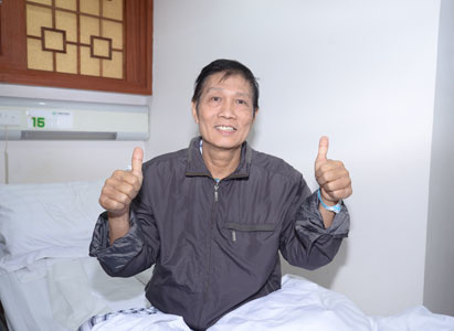 Ung thư gan, ung thư tế bào ống mật trong gan, Bệnh viện Ung thư St. Stamford Quảng Châu, điều trị xâm lấn tối thiểu, điều trị ung thư gan, liệu pháp can thiệp, liệu pháp dao lạnh, liệu pháp vi sóng