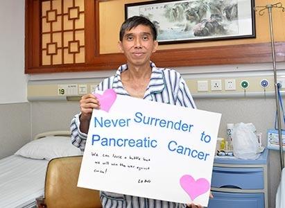 Kanker Pankreas Stadium 4, Saya Memilih Terapi Minimal Invasif
