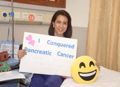 Lựa chọn kĩ thuật xâm lấn tối thiểu, tin cậy Bệnh Viện Ung Thư St.Stamford Quảng Châu — Quá trình chống ung thư của một bệnh nhân ung thư tuyến tụy 52 tuổi người Philippines