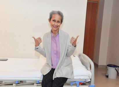 ung thư nội mạc tử cung, điều trị ung thư nội mạc tử cung, điều trị can thiệp, điều trị miễn dịch sinh học, điều trị xâm lấn tối thiểu, Bệnh viện Ung thư St.Stamford Quảng Châu