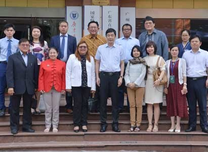 St. Stamford Modern Cancer Hospital Guangzhou Officially Signed A Cooperative Agreement with MediCard