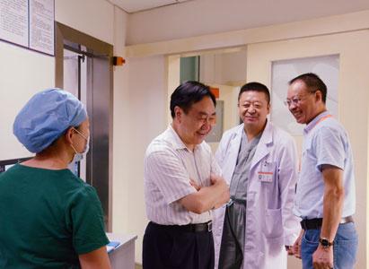 Bệnh viện Ung thư St.Stamford Quảng Châu, ung thư, xâm lấn tối thiểu điều trị ung thư, JCI