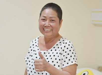 Bệnh nhân ung thư phổi giai đoạn cuối bị từ chối điều trị tại Việt Nam, được hồi sinh tại Quảng Châu, Trung Quốc