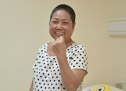 Advanced Lung Cancer Patient Gained New Life in China
