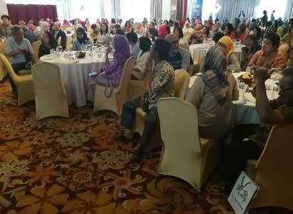 Kanker payudara, Seminar awam, Indonesia, St. Stamford Modern Cancer Hospital Guangzhou, Pengobatan Minimal Invasif, Survivor kanker
