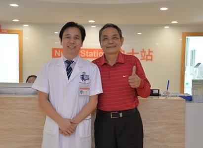 "Mengambil Kejuaraan Dalam Pengobatan, Pasien Asal Vietnam Ini Berterima Kasih Kepada Dokter China Yang Telah Memberikannya ""Kehidupan Kedua"""
